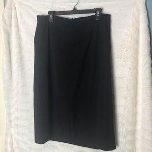 Women's Talbots Wool Skirt